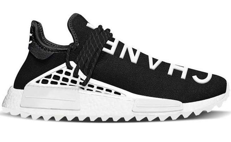 Chanel + Pharrell Williams + Adidas Las zapatillas más