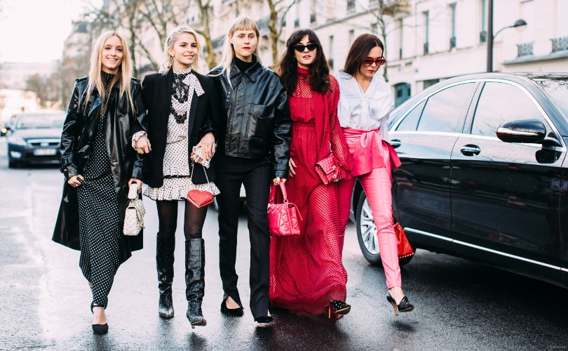 Direcciones y tendencias de Global Street Style